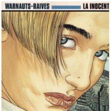 Cómics: CIMOC EXTRA COLOR - Nº 98 - LA INOCENTE - DE WARNAUTS-RAIVES - NORMA 1992 - IMPECABLE. Lote 151536310