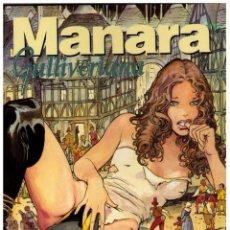 Cómics: GULLIVERIANA COL. MANARA COLOR Nº 7 - NORMA - IMPECABLE. Lote 151539954