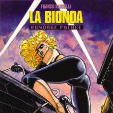 Cómics: COLECCIÓN BN - NORMA / NÚMERO 27 (LA BIONDA. BONDAGE PALACE). Lote 151549394