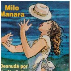 Cómics: DESNUDA POR LA CIUDAD COL. MANARA COLOR Nº 6 - NORMA - IMPECABLE. Lote 151550186