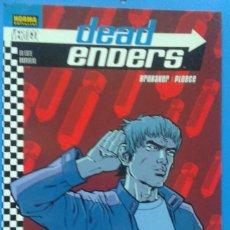 Cómics: DEAD ENDERS - VERTIGO. Lote 151625066