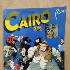 Cómics: CAIRO, EXTRA NAVIDAD - Nº 21 - ED. NORMA. Lote 151717214