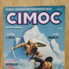 Cómics: CIMOC, NUEVA ÉPOCA - Nº 1 - ED. NORMA. Lote 151721834