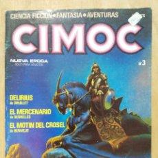 Cómics: CIMOC, NUEVA ÉPOCA - Nº 3 - ED. NORMA. Lote 151721910