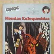 Cómics: COMIC, MOMIAS ENLOQUECIDAS/ TARDI - Nº EXTRA COLOR 4 - ED. NORMA. Lote 151724598