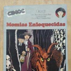 Cómics: COMIC, MOMIAS ENLOQUECIDAS/ TARDI - Nº EXTRA COLOR 4 - ED. NORMA. Lote 151725098