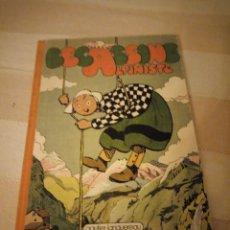 Cómics: BECASSINE ALPINISTE 1975. GAUTIER-LANGUEREAU.LOMO DE TEJIDO,EN FRANCES.. Lote 151875610