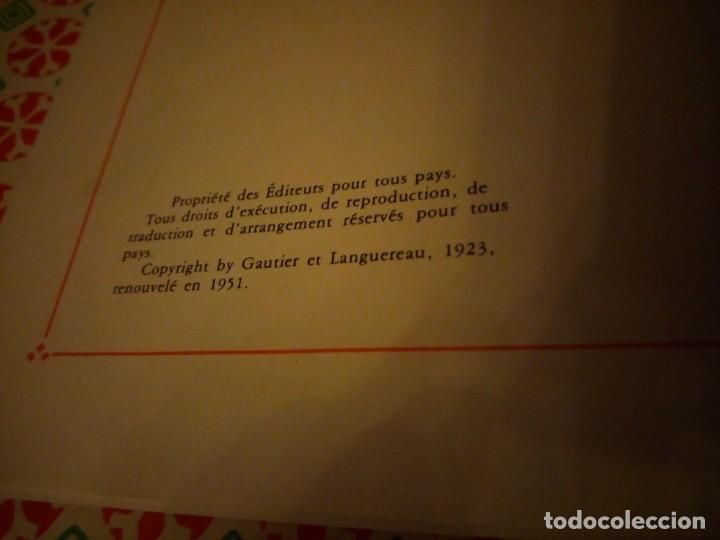 Cómics: becassine alpiniste 1975. gautier-languereau.lomo de tejido,en frances. - Foto 4 - 151875610