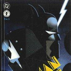 Cómics: BATMAN GRENDEL 1 Y 2. Lote 152049438