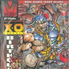 Cómics: X-O MANOWAR Nº 7. Lote 152053758