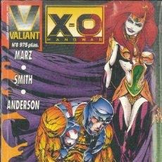 Cómics: X-O MANOWAR Nº 9. Lote 152053826
