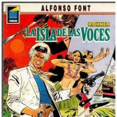Comics: COLECCIÓN PANDORA Nº 29 -LA ISLA DE LAS VOCES- MUY BUENO.. Lote 152363274