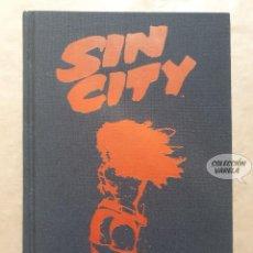 Cómics: SIN CITY - FRANK MILLER - INTEGRAL 1 - CARTONÉ - NORMA - JMV. Lote 152438254
