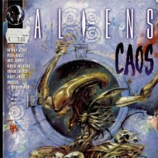 Cómics: ALIENS, CAOS. Lote 152491218