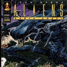 Cómics: ALIENS, EARTH ANGEL. Lote 152491326