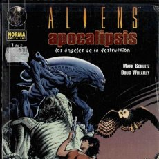 Cómics: ALIENS, APOCALIPSIS Nº 1. Lote 152491442