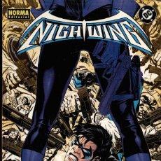 Cómics: NIGHTWING, EL DÍA DEL JUICIO. Lote 152492002