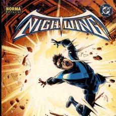 Cómics: NIGHTWING, ALGO PASA CON MARY. Lote 152492086