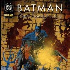 Cómics: BATMAN, LEYENDAS DEL SEÑOR DE LA NOCHE - INFECTADO -. Lote 152493566