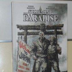Cómics: STORMING PARADISE - NORMA EDITORIAL OFERTA. Lote 156091034