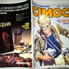 Cómics: COMICS: CIMOC Nº 47 (ABLN). Lote 152694522