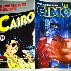 Cómics: COMICS: CIMOC Nº 50 (ABLN). Lote 152695278