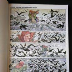Cómics: BOCA DE DIABLO. CHARYN; BOUCQ. NORMA 1991. 1 EDICIÓN. Lote 152729168