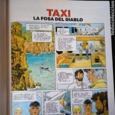 Cómics: LA FOSA DEL DIABLO. TAXI. FONT. NORMA. CIMOC 78. 1991. 1ED.. Lote 152735692