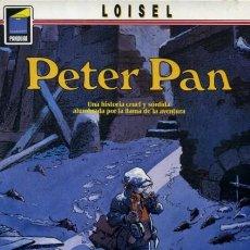 Cómics: PETER PAN (LOISEL) COMPLETA 3 TOMOS COLECCION PANDORA - NORMA - BUEN ESTADO - OFSF15. Lote 152911278