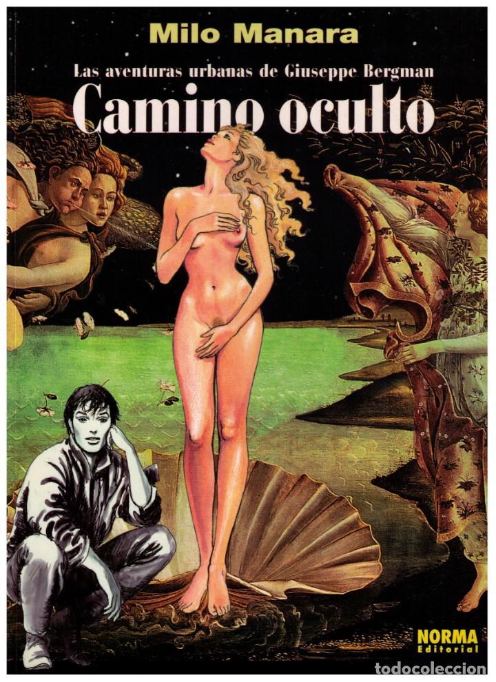 CAMINO OCULTO - MANARA COLOR Nº 11- IMPECABLE (Tebeos y Comics - Norma - Comic Europeo)