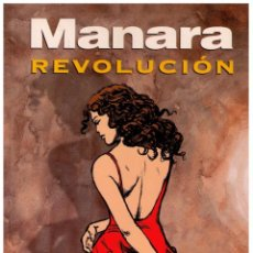 Cómics: REVOLUCION - MANARA COLOR Nº 17 - IMPECABLE. Lote 153131530