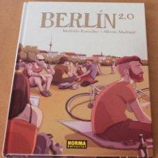 Cómics: BERLÍN 2.0 - NORMA ED. - NUEVO. Lote 153178026