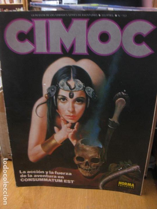 CIMOC Nº 101. CONSUMMATUM EST.NORMA EDITORIAL. (Tebeos y Comics - Norma - Cimoc)