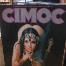 Cómics: CIMOC Nº 101. CONSUMMATUM EST.NORMA EDITORIAL. . Lote 153212806