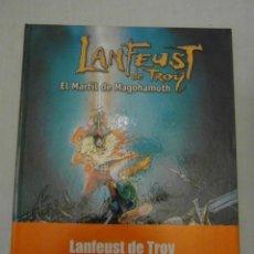 Cómics: LANFEUST DE TROY 1. EL MARFIL DE MAGOHAMOTH. NORMA. PERFECTO ESTADO. Lote 153277522