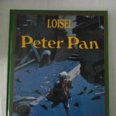 Cómics: PETER PAN LONDRES. LOISEL. NORMA. PERFECTO ESTADO. Lote 194228783