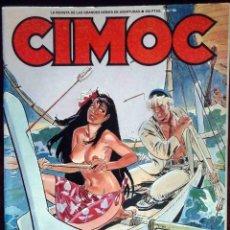 Cómics: CIMOC Nº 99. ROHNER / ALFONSO FONT.. Lote 153543154