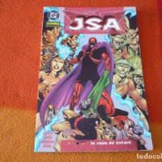 Cómics: JSA 3 LA CAZA DE EXTANT ( GOYER GEOFF JOHNS ) ¡BUEN ESTADO! NORMA DC. Lote 153760102