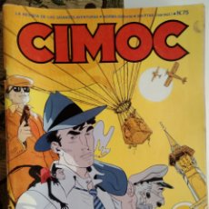Cómics: COMIC CIMOC N.75. Lote 153793652