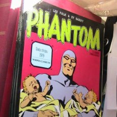 Cómics: PHANTOM DAILY STRIPS 1979. NORMA.. Lote 153836026