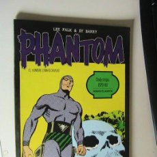 Cómics: PHANTOM DAILY STRIPS 1979/80. NORMA.. Lote 153836170