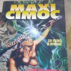 Cómics: CIMOC MAXI 4 - CIMOC RETAPADOS 2ª EPOCA ... CON Nº 73, 74, 77, Y 78 . Lote 153853446