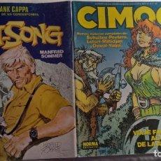 Cómics: COMICS: CIMOC Nº 103 (ABLN). Lote 153901950