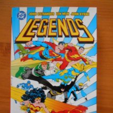 Comics: LEGENDS - CLASICOS DC - OSTRANDER, WEIN, BYRNE - NORMA - TAPA DURA (8X). Lote 248384870