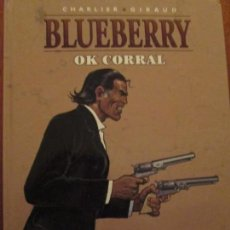Comics: BLUEBERRY OK CORRAL-GIRAUD -CHARLIER. Lote 153959694