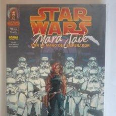 Cómics: STAR WARS MARA JADE COMPLETA #. Lote 154152550