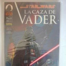 Cómics: STAR WARS LA CAZA DE VADER COMPLETA#. Lote 154152862