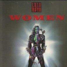 Cómics: WOMEN - LUIS ROYO - NORMA - COMO NUEVO - GCH. Lote 154431438