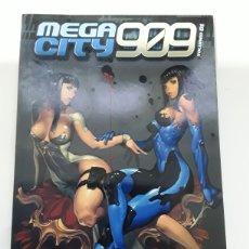 Cómics: MEGA CITY 909 N°1 - EL DIA DESPUES - ED NORMA. Lote 154544828