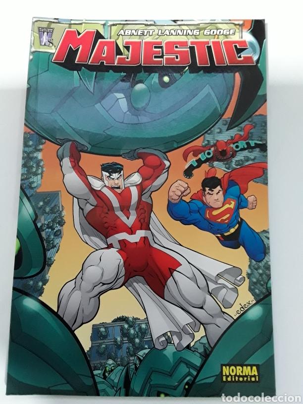 MAJESTIC 1 ED NORMA (Tebeos y Comics - Norma - Comic Europeo)